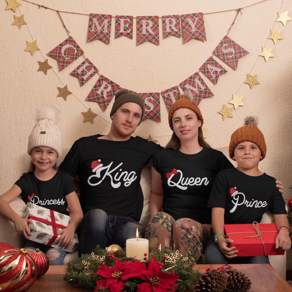 Vianočná rodinná sada Christmas Royal Family