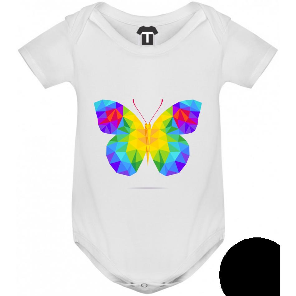 Dětské body Butterfly (B-D-203)