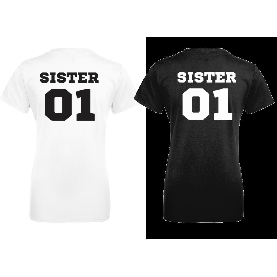 Tričká SISTERS 01 (D-CP-011-2-B)