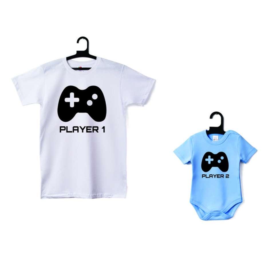 Komplet Player 1 - Player 2  (D-CP-052-B1)