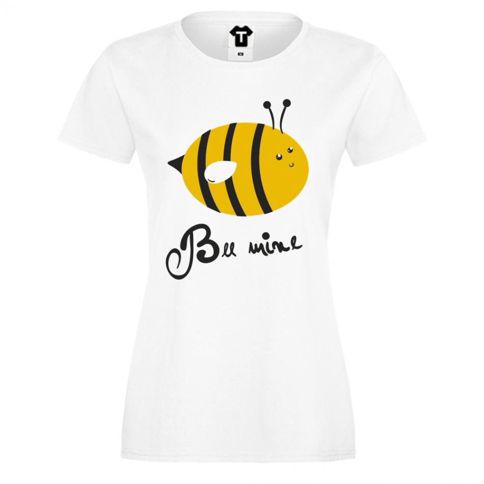 Dámske tričko Bee Mine (D-W-215)