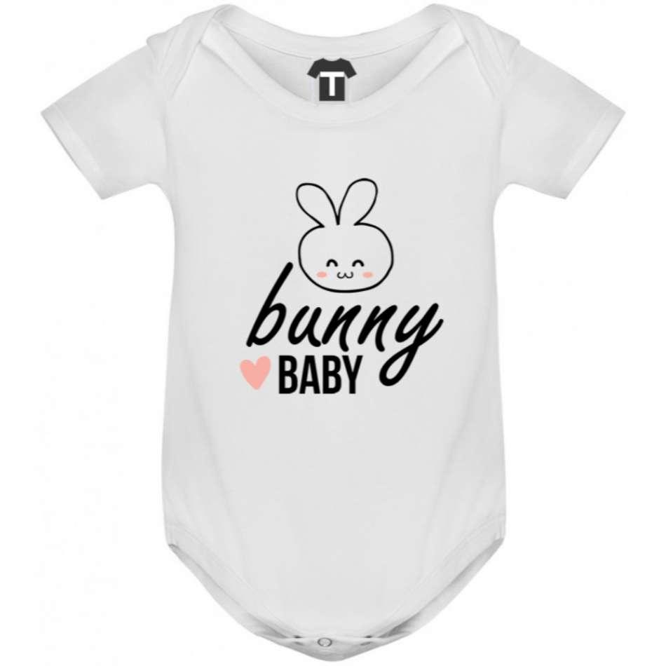 Detské body v rôznych farbách Bunny Baby