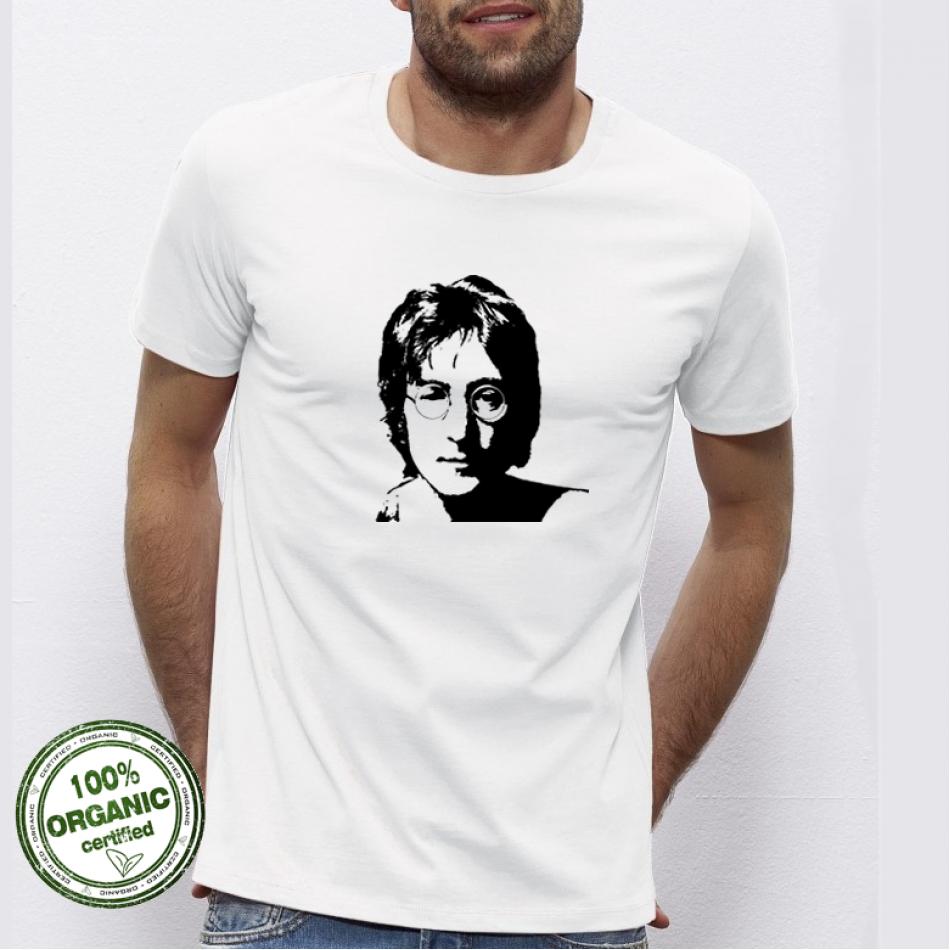 Pánske tričko John Lennon (P-M-057)