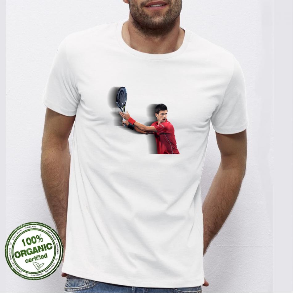Pánske tričko Novak Djokovic (P-M-064)