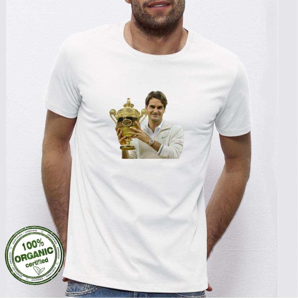 Pánske tričko Roger Federer (P-M-067)